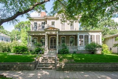 Saint Paul Single Family Home For Sale: 96 Virginia Street