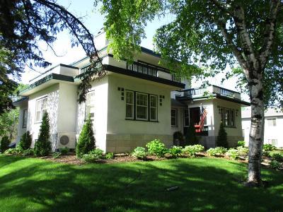 Willmar Single Family Home For Sale: 905 Trott Avenue SW