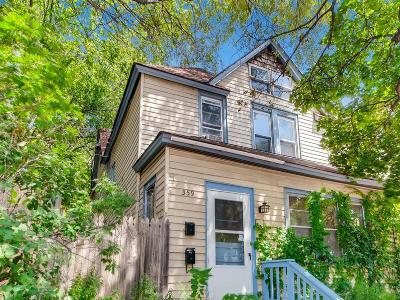 Saint Paul Multi Family Home For Sale: 359 Ramsey Street