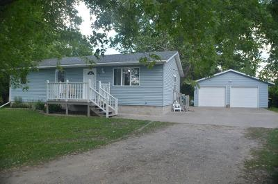 Sauk Centre MN Single Family Home For Sale: $169,000