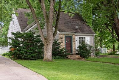 Edina Single Family Home For Sale: 4015 Monterey Avenue