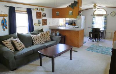 Amery Single Family Home For Sale: 822 138th Street #7