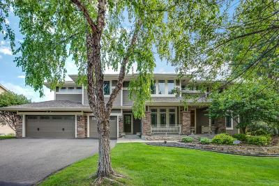 Woodbury Single Family Home For Sale: 10731 Hawthorn Trail