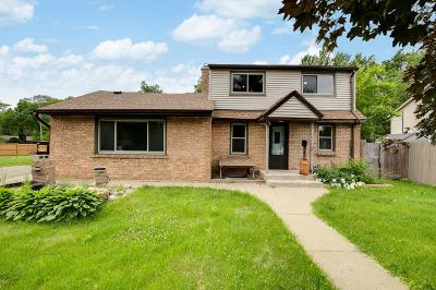 Bloomington Single Family Home For Sale: 8640 Dupont Avenue S