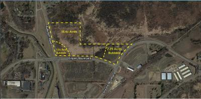 Chaska Residential Lots & Land For Sale: Nwc Of Chaska Rd And Engler Boulevard