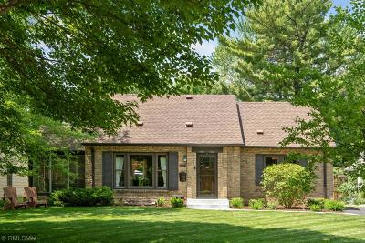 Saint Louis Park Single Family Home For Sale: 3810 Huntington Avenue