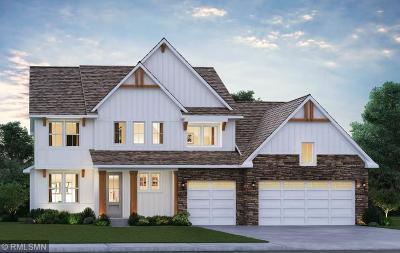 Hugo Single Family Home For Sale: 5901 131st Street N