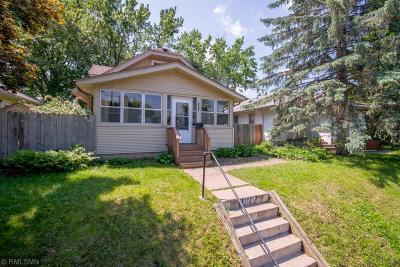 Saint Paul Single Family Home For Sale: 1812 7th Street E