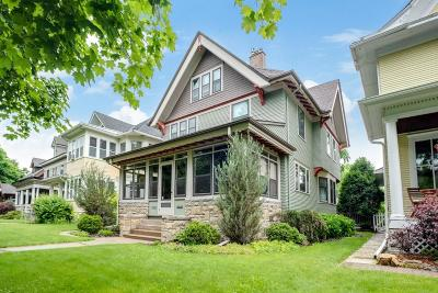Saint Paul Single Family Home For Sale: 1025 Portland Avenue