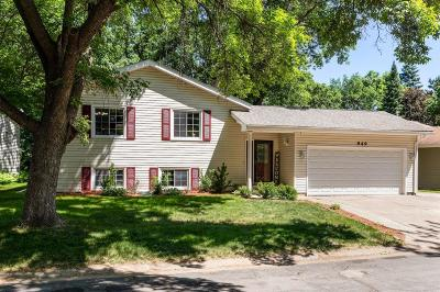 Coon Rapids Single Family Home For Sale: 949 123rd Lane NW