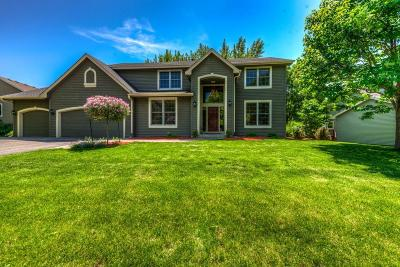 Chanhassen Single Family Home Pending: 2519 Longacres Drive