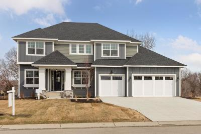 Minnetrista Single Family Home For Sale: 3680 Woodland Cove Parkway