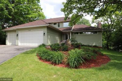 Burnsville Single Family Home For Sale: 1417 Forest Park Lane