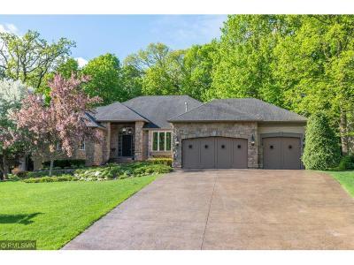 Eden Prairie, Chanhassen, Chaska Single Family Home For Sale: 2835 Ironwood Boulevard