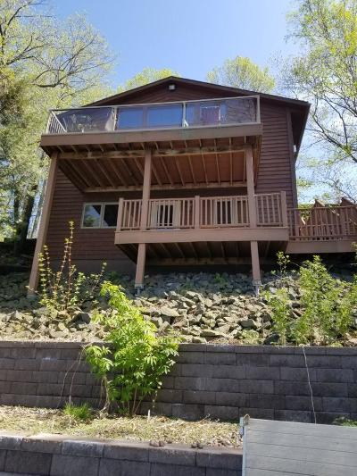 Chisago County, Isanti County, Pine County, Kanabec County Single Family Home For Sale: 90682 Island Loop