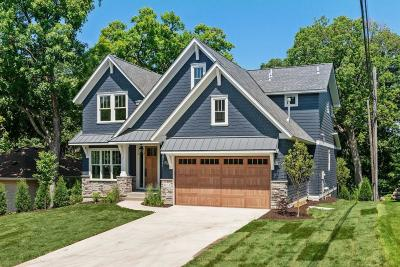 Wayzata Single Family Home For Sale: 613 Gardner Street