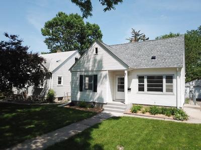 Saint Paul Single Family Home For Sale: 1029 Scheffer Avenue
