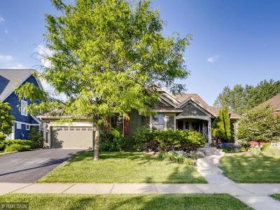 Hugo Single Family Home For Sale: 4503 Cosette Lane N