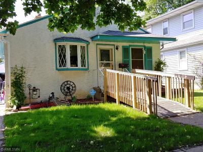 Saint Paul Single Family Home For Sale: 2165 Nortonia Avenue