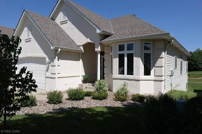 Prior Lake Condo/Townhouse For Sale: 2868 Wilds Lane NW