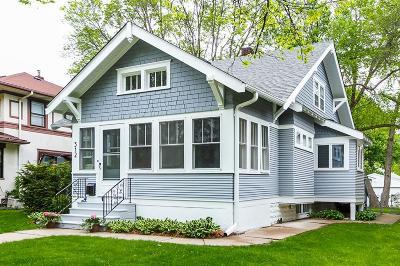 Saint Paul Single Family Home For Sale: 312 Saratoga Street S