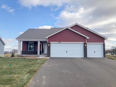 Otsego Single Family Home For Sale: 7588 O'day Avenue NE