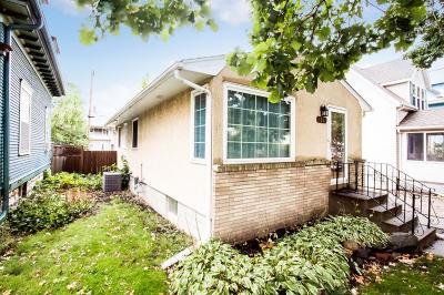 Saint Paul Single Family Home For Sale: 1211 Selby Avenue