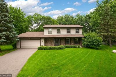 Eden Prairie Single Family Home For Sale: 8909 Darnel Road