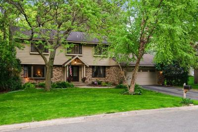 Mendota Heights Single Family Home For Sale: 1792 Overlook Lane