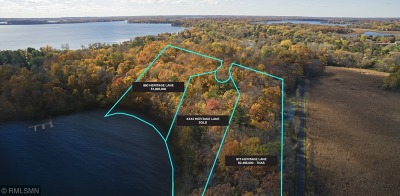 Carver County, Hennepin County, Kandiyohi County, McLeod County, Meeker County, Scott County, Sherburne County, Sibley County, Stearns County, Wright County Residential Lots & Land For Sale: 990 Heritage Lane