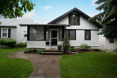 Saint Paul Single Family Home For Sale: 2096 Randolph Avenue