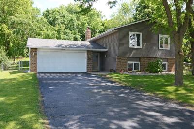 Apple Valley MN Single Family Home Contingent: $349,900