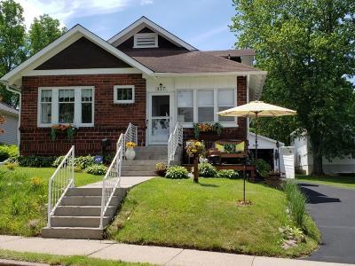 Amery Single Family Home For Sale: 317 Riverside Boulevard