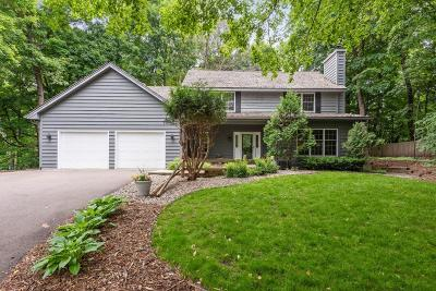 Minnetonka Single Family Home For Sale: 16405 Limerick Lane
