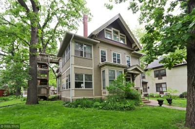 Saint Paul Multi Family Home For Sale: 607 Lincoln Avenue