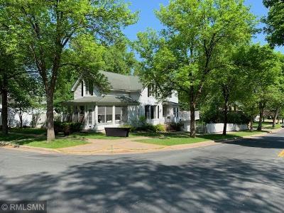 Hudson Single Family Home For Sale: 627 Locust Street