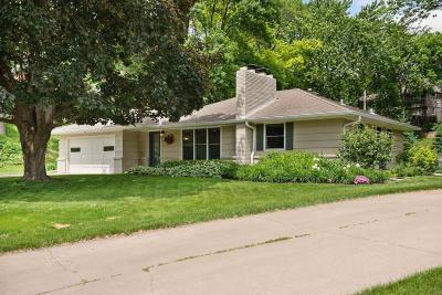 Edina Single Family Home Contingent: 6216 Ashcroft Lane