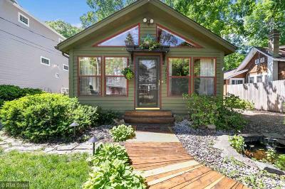 Deephaven Single Family Home For Sale: 19045 Lake Avenue