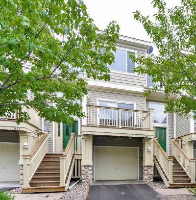 Plymouth Condo/Townhouse For Sale: 13863 54th Avenue N