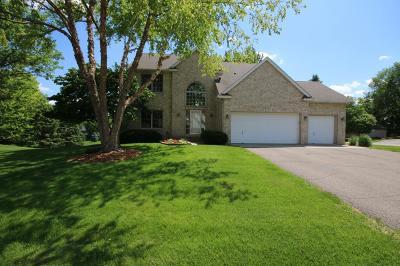 Eden Prairie, Chanhassen, Chaska Single Family Home For Sale: 9950 Lee Drive