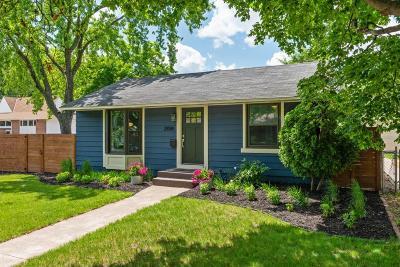 Saint Louis Park Single Family Home For Sale: 2934 Rhode Island Avenue S