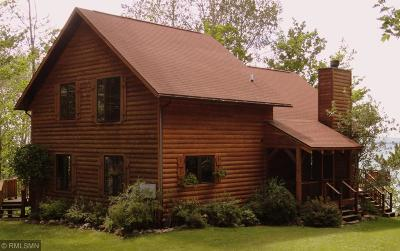 Single Family Home For Sale: 2984 North Shore Road