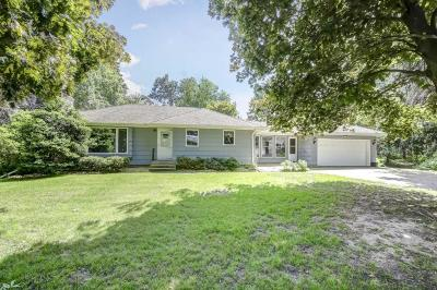 White Bear Lake Single Family Home Contingent: 1346 Hedman Way