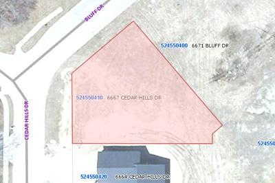 Residential Lots & Land For Sale: 6667 Cedar Hills Drive