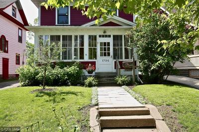 Saint Paul Single Family Home For Sale: 1794 Dayton Avenue