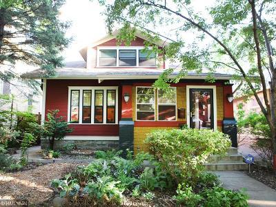 Saint Paul Single Family Home For Sale: 1072 Hague Avenue