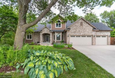Eagan Single Family Home For Sale: 515 Hackmore Court
