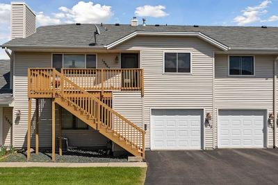 Maple Grove Condo/Townhouse For Sale: 13945 81st Avenue N