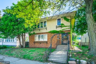 Minneapolis Multi Family Home For Sale: 1305 Washington Street NE