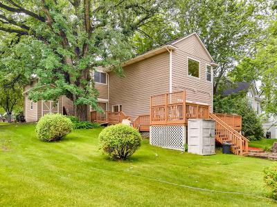 Burnsville Single Family Home For Sale: 1508 Joseph Street